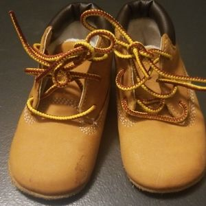 Soft sole baby timberland shoes